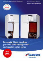 Greenstar Floorstanding Boilers (FS CDi and Highflow CDi) Technical and Specification Information thumbnail