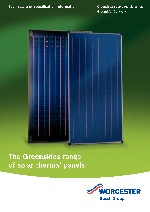 Greenskies Solar Thermal Technical and Specification Information thumbnail