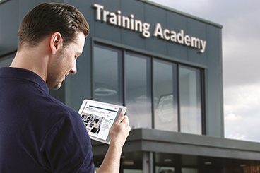 E-academy to offer easy access to training
