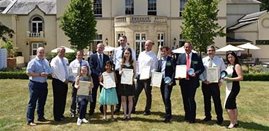energy efficiency rewarded  style   years  awards worcester bosch