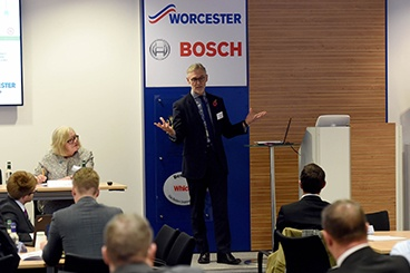 Housing Professionals Debate the Future of UK Energy at Worcester's Head Quarters