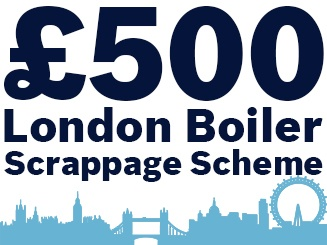 £500 Cash-back available for a new Greenstar Boiler under London Scrappage Scheme