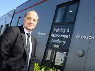 New training manager takes the reins