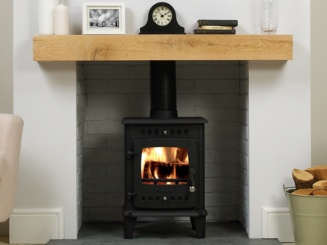 Stylish wood burning stoves added to our portfolio