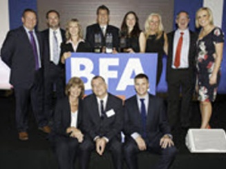 Three manufacturing excellence awards