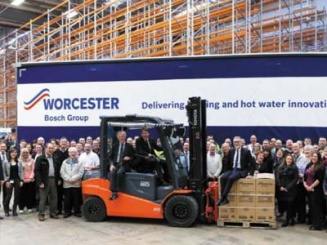 New Bosch Distribution Centre opens its doors